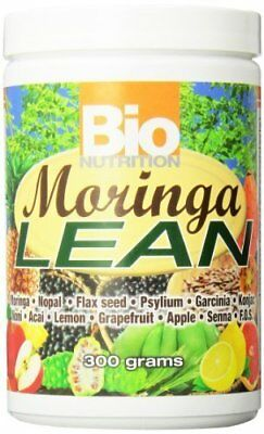 Bio Nutrition Moringa Lean Powder, 300 Grams by Bio Nut