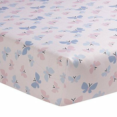 Bedtime Originals Butterfly Meadow Sheet
