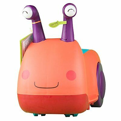 B. Buggly Wuggly (Snail Ride-on)