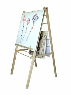Beka Single-Sided Big Book Easel with Markerboard, 47-1