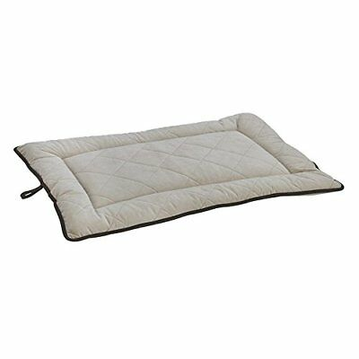 Quilted Mat in Almond (XXL: 30 in. L x 48 in. W)