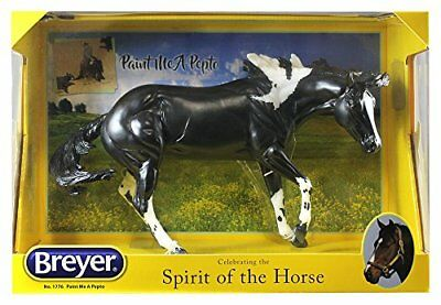 Breyer Traditional Paint Me a Pepto Horse Toy Model
