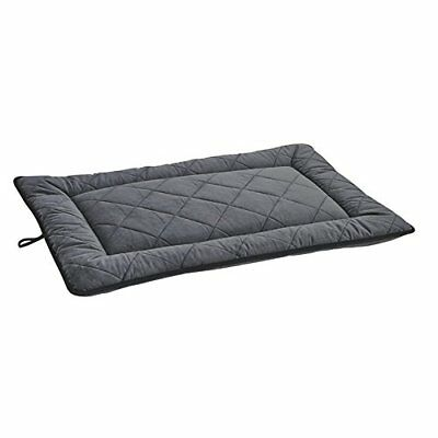 Quilted Mat in Ash (XL: 28 in. L x 42 in. W)