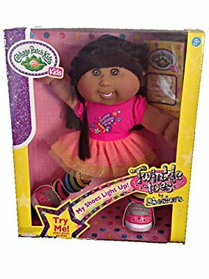 Cabbage Patch Kids Twinkle Toes, Hispanic Brown Hair Br