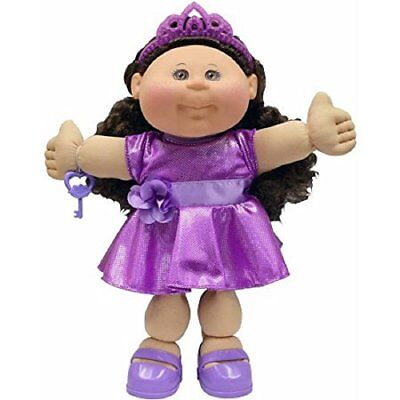 Cabbage Patch Kids 14 Inch Girl Caucasian Brunette Hair