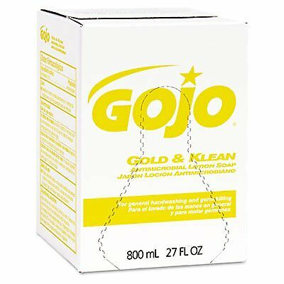 GOJ910212CT - Enriched Lotion Soap Bag-in-Box Refill