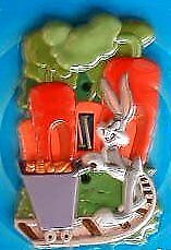 Bugs Bunny Light Switch Plate by Ge Home Electric Produ