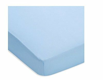 BreathableBaby Plush Sheet, Blue by BreathableBaby