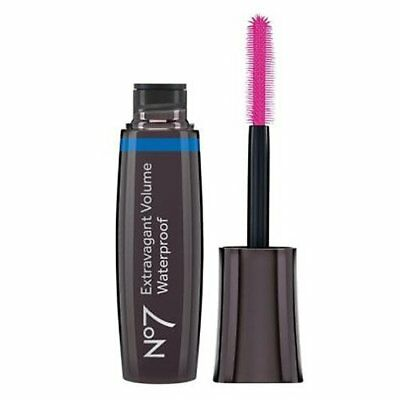 Boots No7 Extravagant Volume Mascara, Waterproof Black,