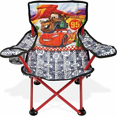 Cars Disney's Rule The Road Fold N Go Chair