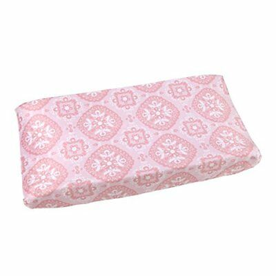 Carter's Heart of Gold Changing Pad Cover