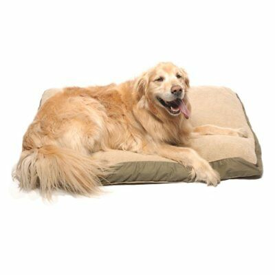CPC Four Season Large Pet Bed with Cashmere Berber Top,