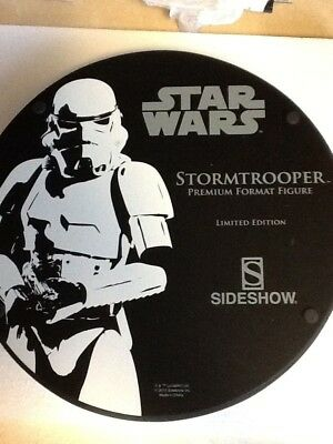 Star Wars/Stormtrooper Premium Format Figure/Statue/Sideshow Collectible/Limited