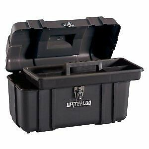 Waterloo Portable Series Tool Box made with Lightweight