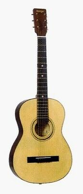 Amigo AM22 Steel String Acoustic Guitar. Shipping Included