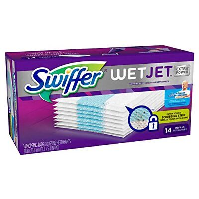 Swiffer WetJet Extra Power with Mr. Clean Magic Eraser