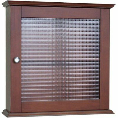 Glass Door Medicine Cabinet by Windham