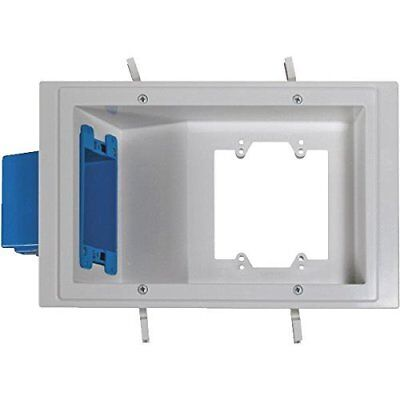 Thomas & Betts SC300PRR Flat Panel TV Electrical Box by