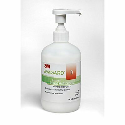 Avagard D Instant Hand Antiseptic Sanitizer Gel, 16 Oun