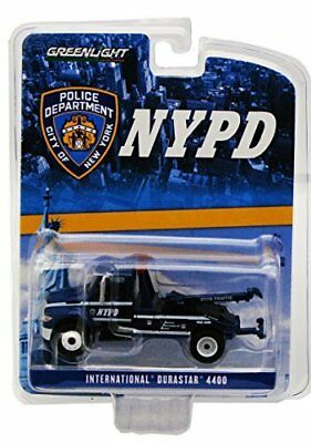 1/64 2013 International Durastar 4400 NYPD Tow Trk by G