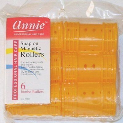 NEWHair Rollers PROFESSIONAL SNAP ON MAGNETIC (JUMBO) A