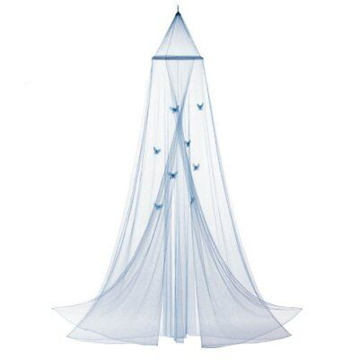 Eastwind Gifts 10016922 Blue Butterfly Bed Canopy