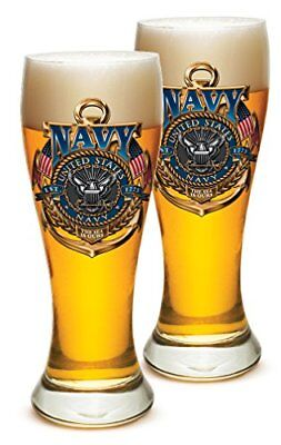 "Pilsner United States Navy Gifts for Men or Women €"" U"