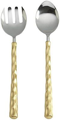 Michael Wainwright Truro Gold Salad Servers