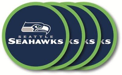NFL Seattle Seahawks Coasters (4 Pack)