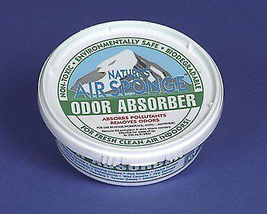 Nature'S Air Sponge Odor Absorber Unscented Plastic Tub