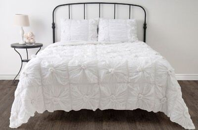 Rizzy Home Daydreamer Bed Skirt, Twin