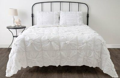 Rizzy Home Daydreamer Bed Skirt, King