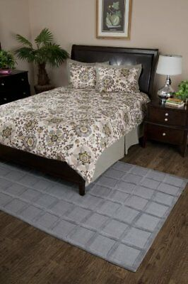 Rizzy Home Fever Pitch Bed Skirt, Queen