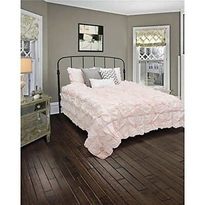 Rizzy Home Plush Dreams Bed Skirt, King