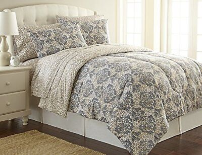 Shavel Home Products Comforter Mini Set, King/Cal-King,