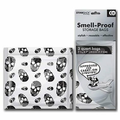Stink Sack Smell Proof Storage Bag 3 Quart