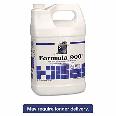 Franklin Cleaning Technology F967022 Formula 900 Soap S