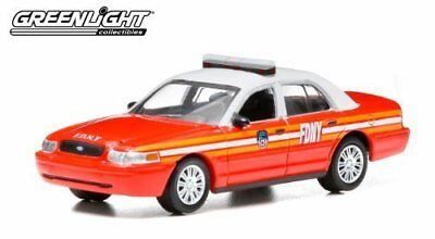 2011 Ford Crown Victoria Police Interceptor FDNY (Offic