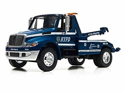 2013 International Durastar 4400 NYPD Tow Truck 1/64 by