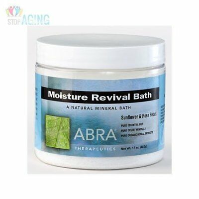 Moisture Revival Bath-Sunflowers & Rose Petals Abra The