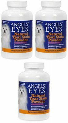 Angels Eyes Natural Tear Stain Remover Case 3 x 150g