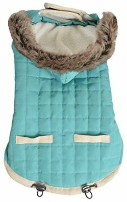 Animal Planet Puffy Jacket, X-Small, Teal