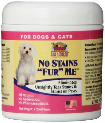 ARK Naturals PRODUCTS for PETS 326021 No Stains Fur Me,
