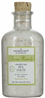 Aromafloria Aromaremedy Collection Spa Salt, Eucalyptus
