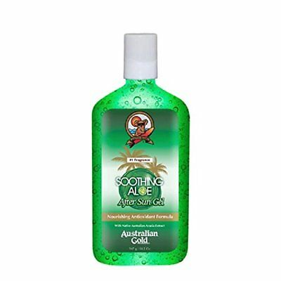 Australian Gold Soothing Aloe Gel-18.5 oz