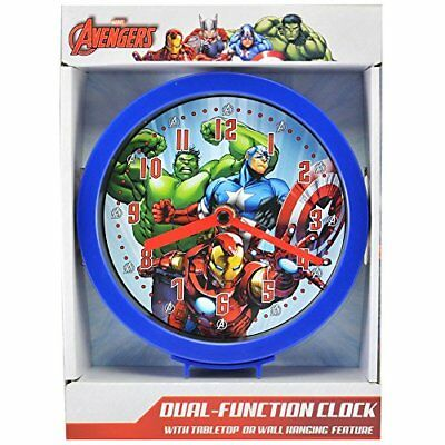 "Avengers 6"" Wall or Desk Clock"