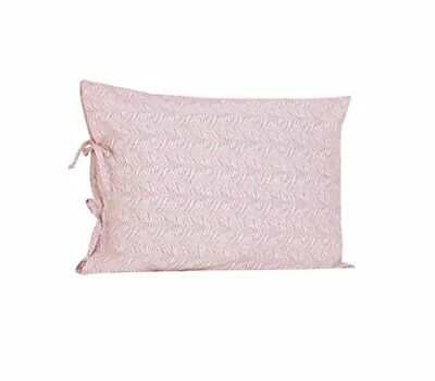 Cotton Tale Designs Plain Pillow Case with Ties, Girly