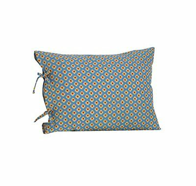 Cotton Tale Designs Plain Pillow Case with Ties, Gypsy