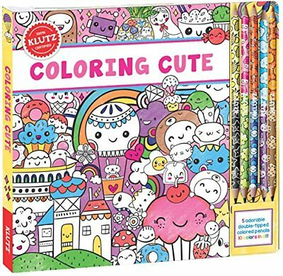 Klutz Coloring Cute Toy