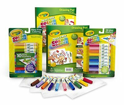 Crayola Color Wonder Refill Set,2 Mess Free Paper Pads